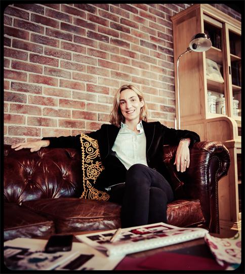 Agnès Louboutin, architecte d'intérieur, conception et création d'espaces